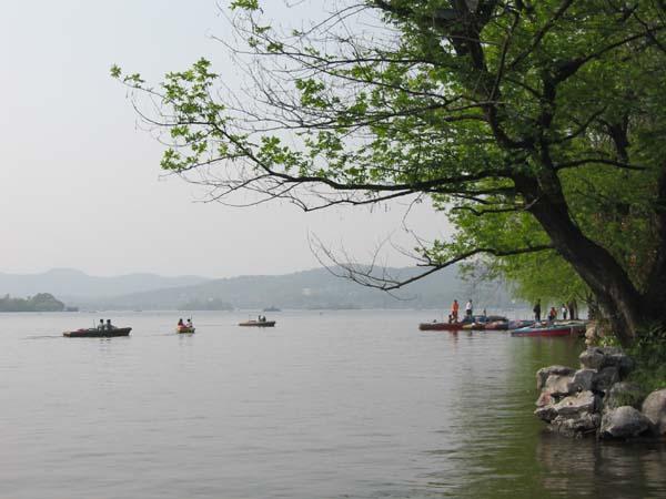 caliraya lake_boat ride