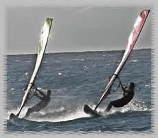 caliraya lake_windsurfing
